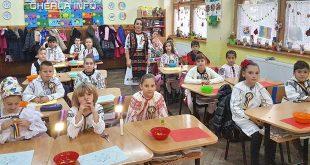 scoala 1 gherla copii elevi
