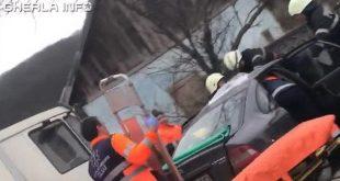 accident dej pompieri cluj