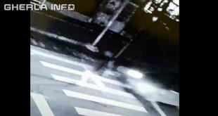 accident pieton trecere gilau cluj