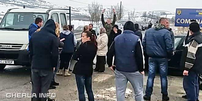 alunis protest drum
