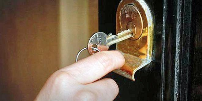 apartament cheie usa