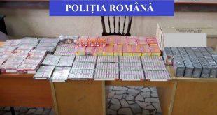 pirotehnice politie confiscare petarde artificii