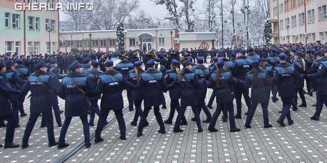 scoala politie cluj juramant