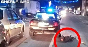 sofer urmarire politie cluj