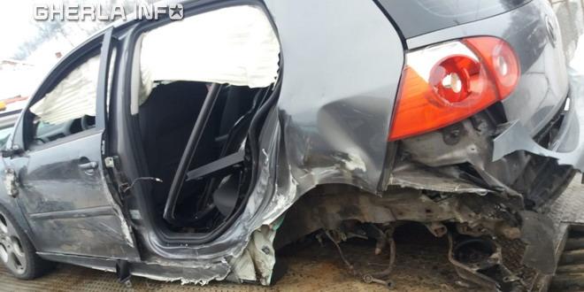 accident volkswagen gherla