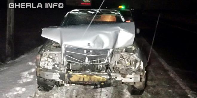 accident mercedes gherla
