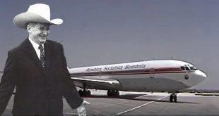 ceausescu avion