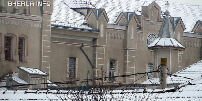 penitenciar gherla iarna