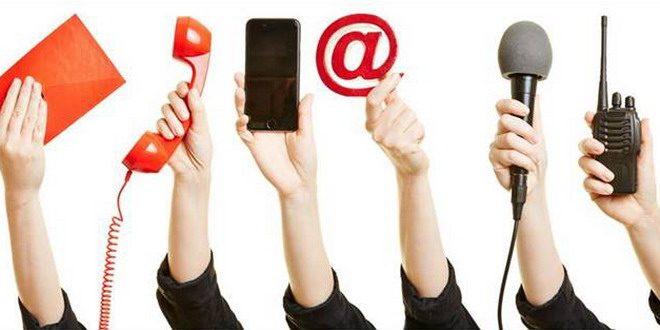 comunicatie telefon internet