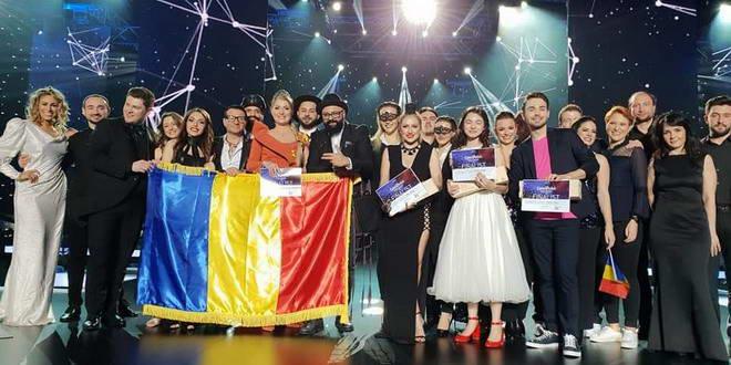 eurovision romania