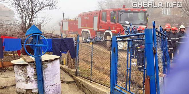 pompieri fantana dezmir apahida cluj