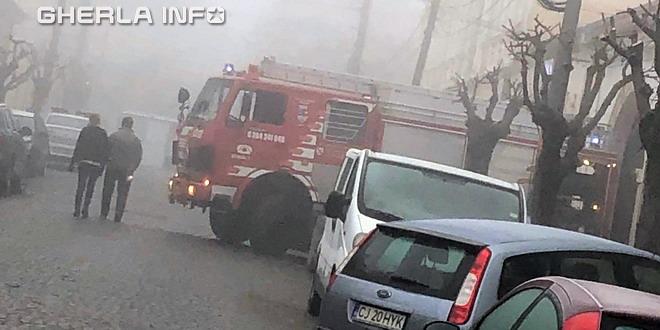 pompieri gherla mihai viteazu