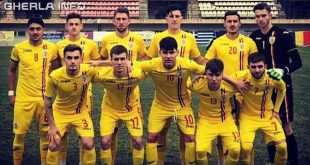 andrei banyoi nationala u19 romania fotbal