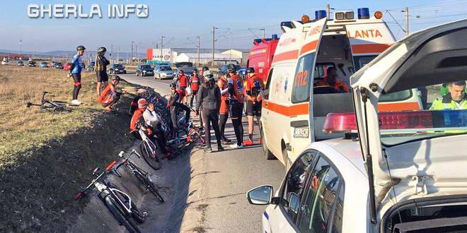 accident biciclist rascruci jucu cluj