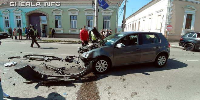 accident gherla volkswagen