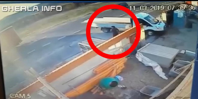 accident livada femeie