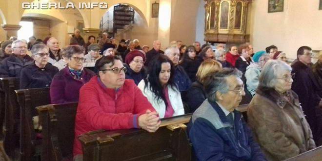 biserica solomon gherla szamosujvar
