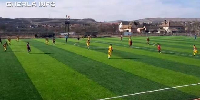 fotbal unirea iclod supporter cluj