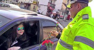 politie flori 8 martie gherla