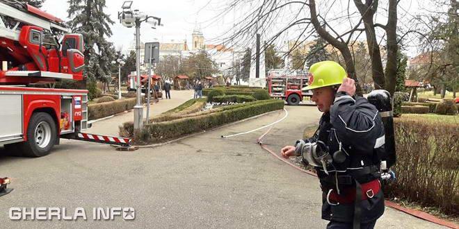 pompieri gherla