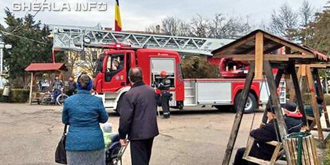 pompieri gherla parc