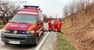 accident mortal smurd biciclist bistrita nasaud