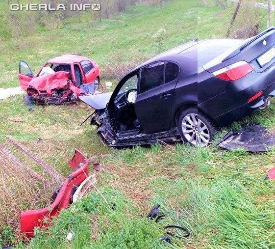 accident bobalna cluj mortal