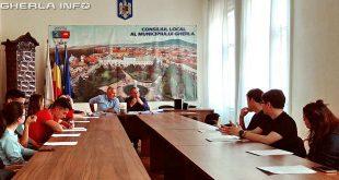 consiliul elevilor gherla primarie