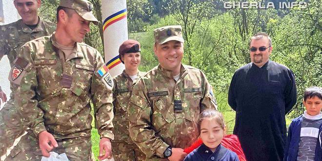 militari dej diviciorii mari copii paste