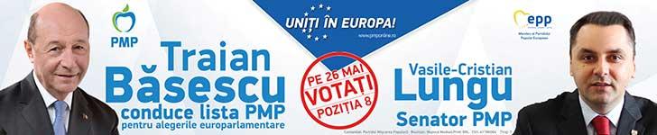alegeri europarlamentare 2019 traian basescu cristian lungu pmp
