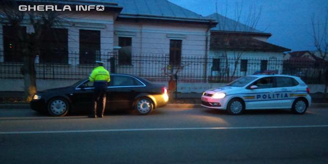 politie gherla control seara