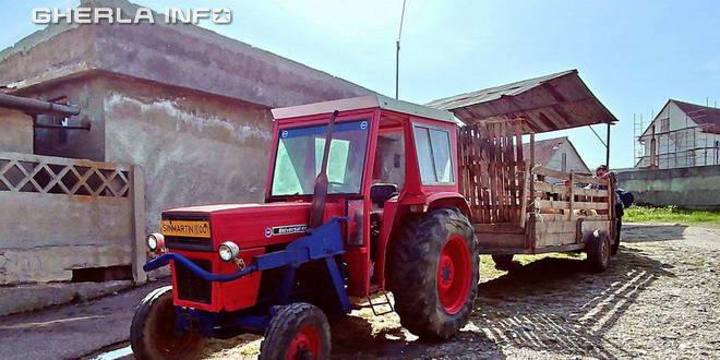 targ miei gherla tractor