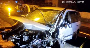 accident dej politie bistrita