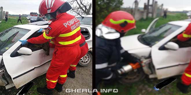 accident salaj dobrocina gherla smurd pompieri