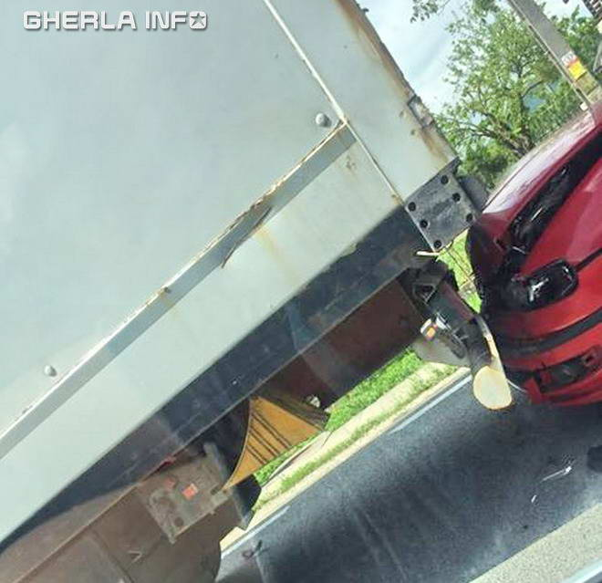 accident urisor dej