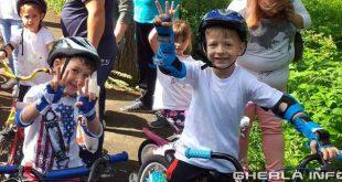 copii gherla biciclete