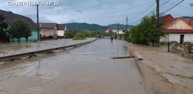 dumitra inundatii bistrita nasaud