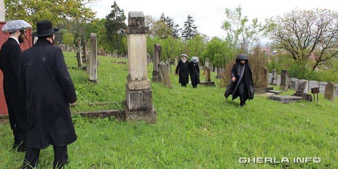 evrei gherla deal cimitir