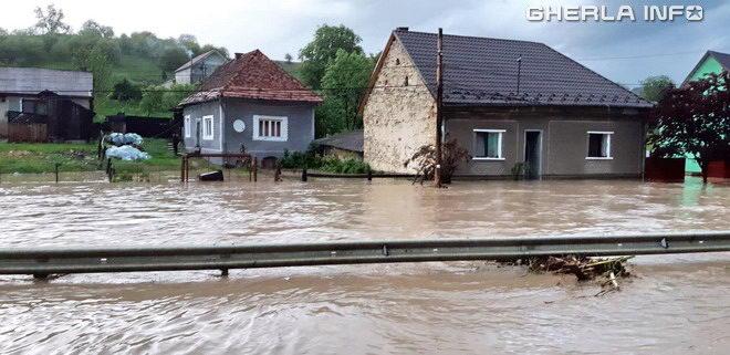 inundatii dumitra bistrita