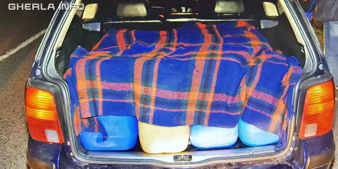 motorina portbagaj furt