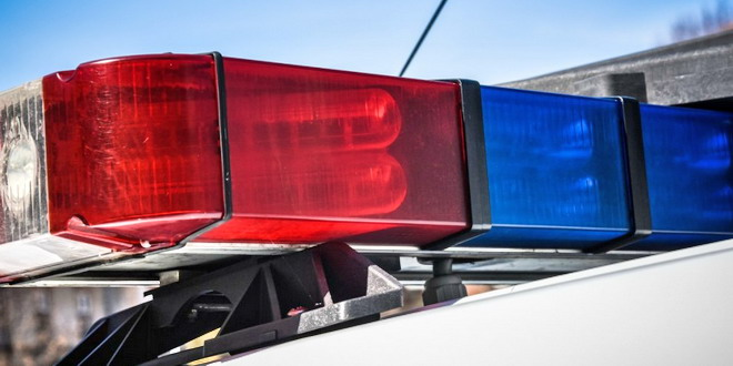 politie girofar