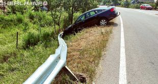 accident bunesti audi