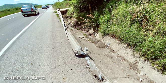 accident gherla vadanesti livada