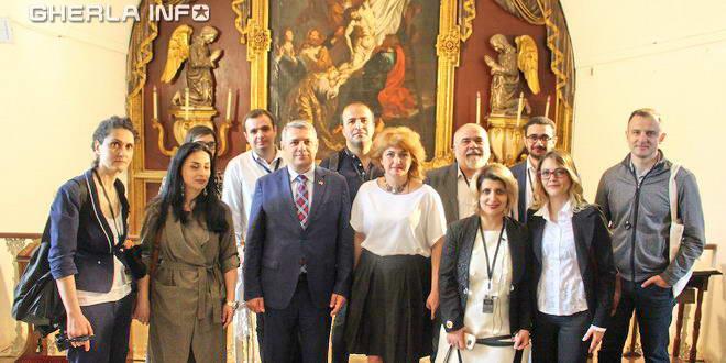 ambasador armenia gherla