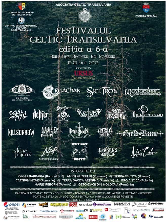 celtic transilvania festival