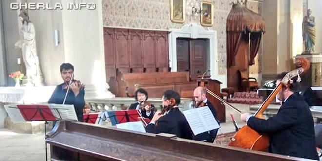 concert arcadia biserica gherla