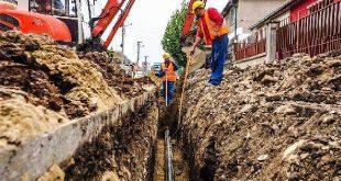 conducta gaz muncitori