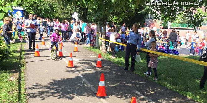 copii biciclete concurs cluj