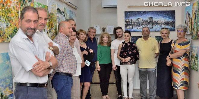 expozitie albin kaczka gherla pictura centrul turistic