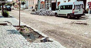 gherla strada armeneasca piatra cubica